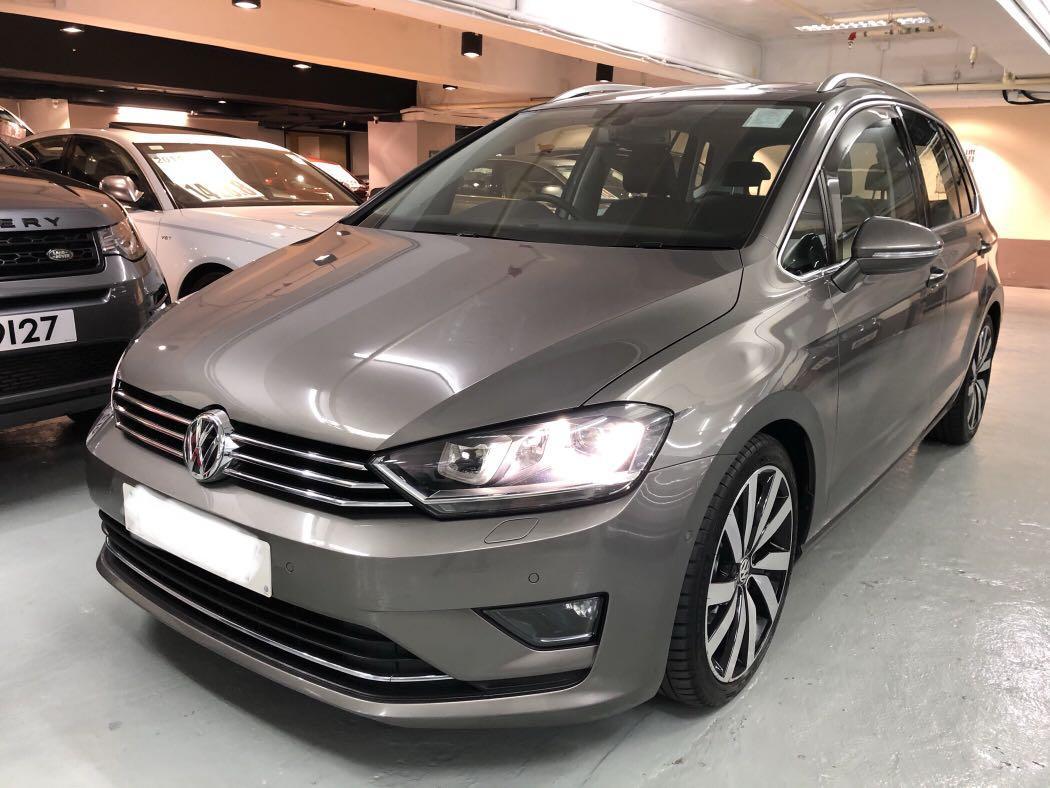 Volkswagen Golf Sport 1.4 TSI DSG (M)