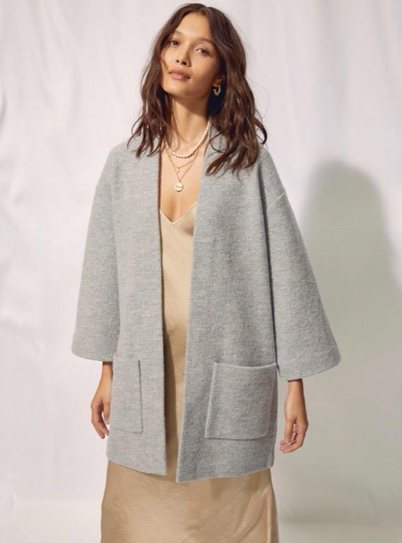 Wilfred Brullon Sweater Jacket
