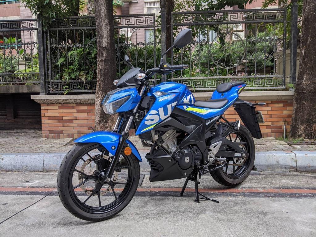 【保固車】【0元交車】2018 年 台鈴 SUZUKI GSX-S150 小阿魯150