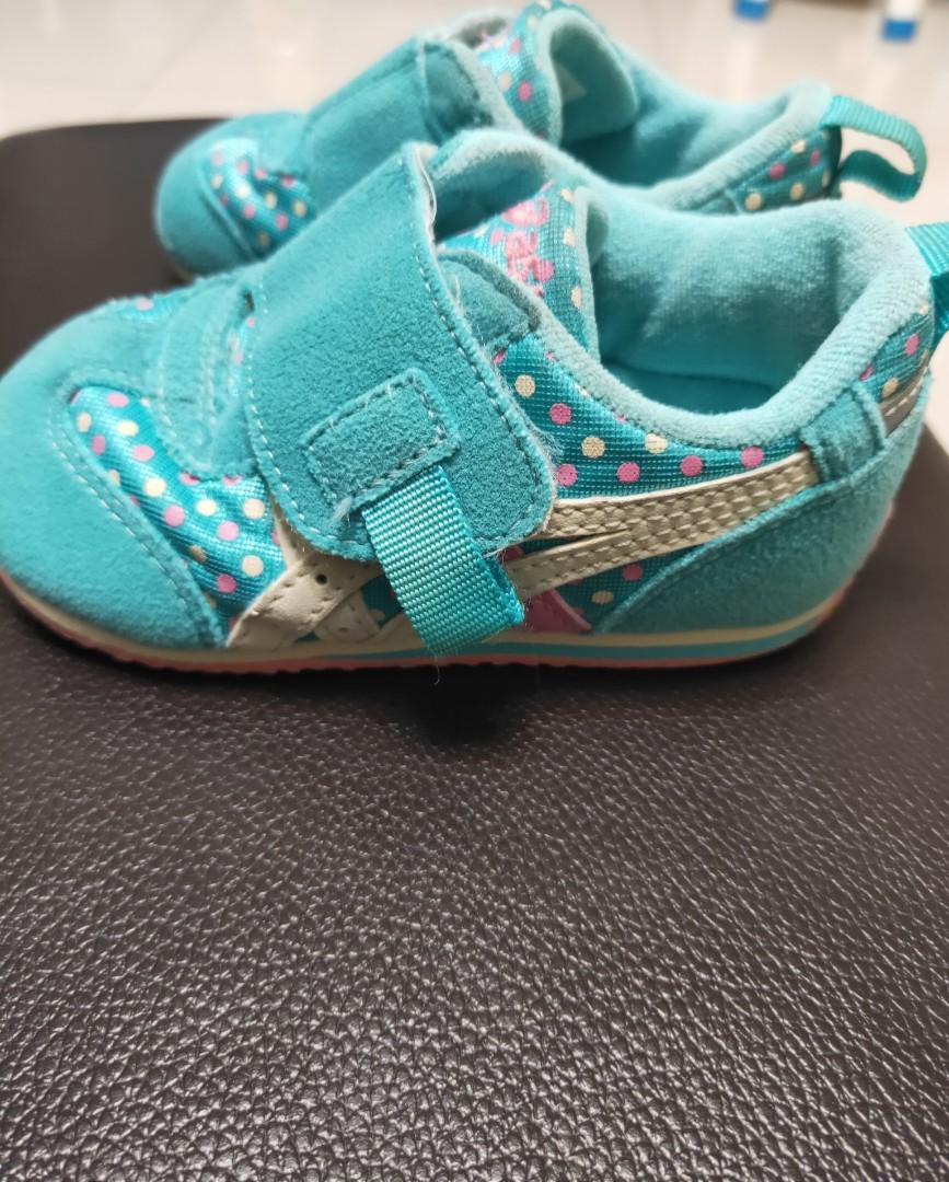 亞瑟士童鞋13.5公分