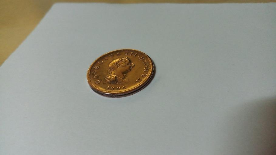 1806 銅幣
