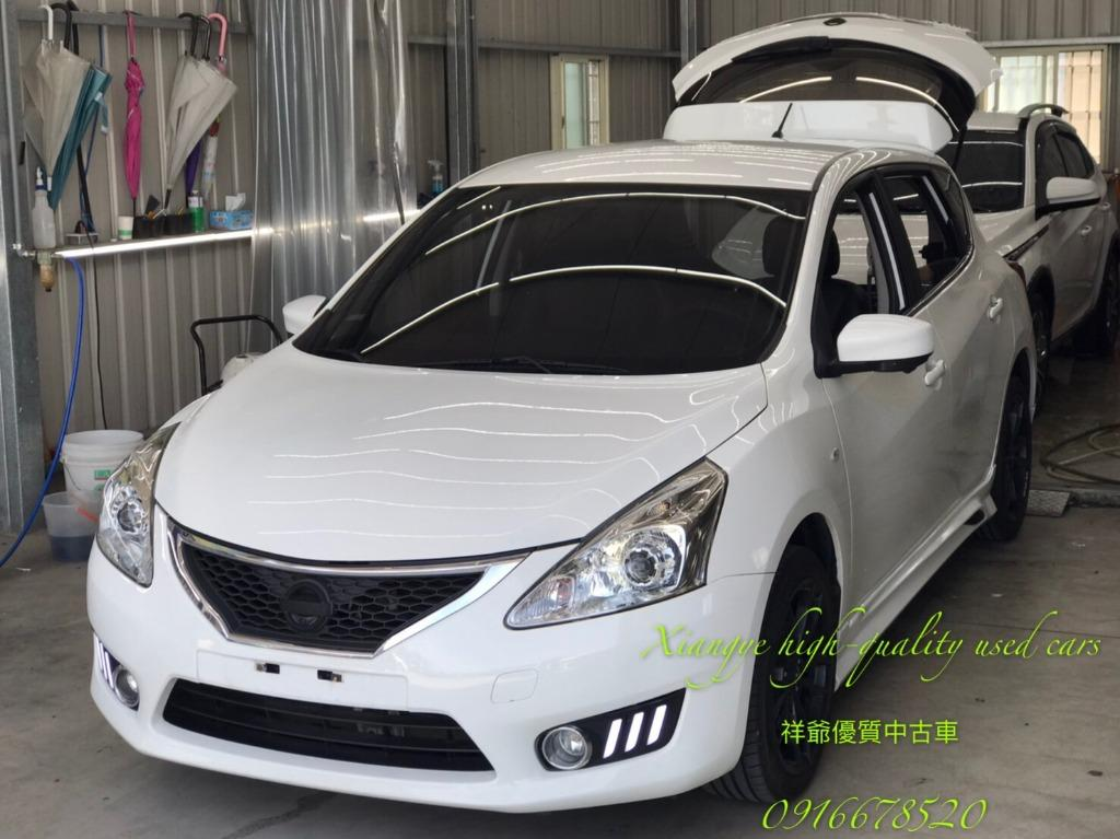 2013年 Nissan Big Tiida 1.6 旗艦版