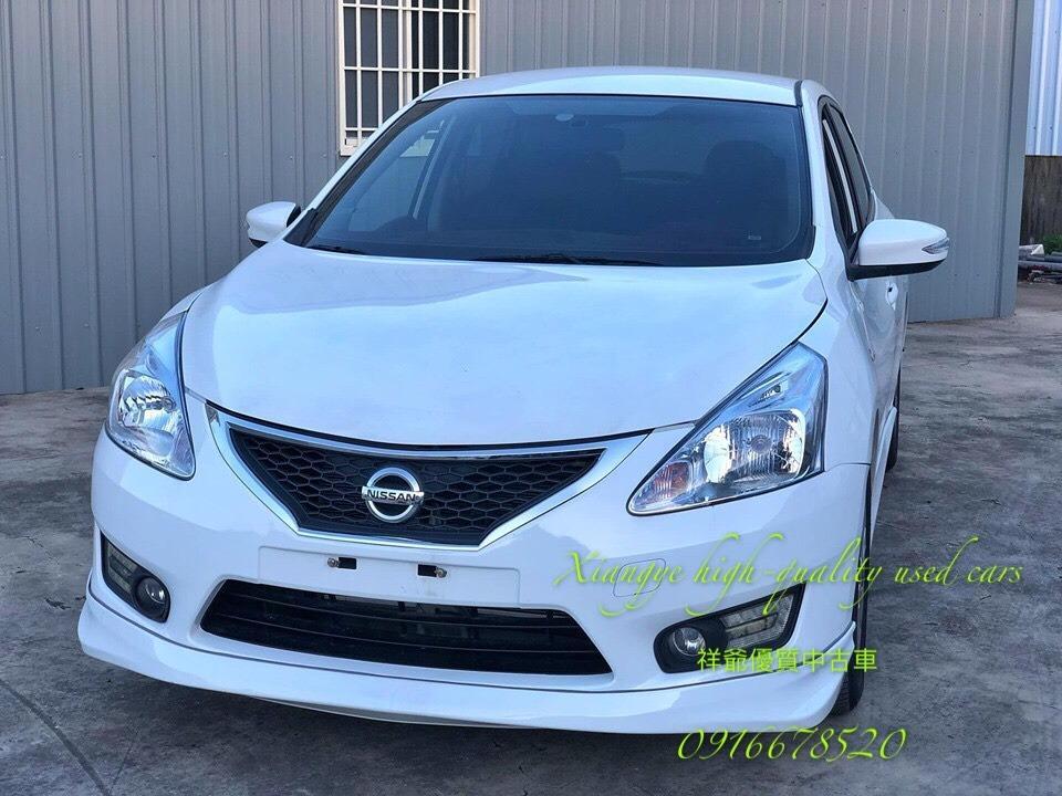 2013年 Nissan Big Tiida 1.6 SV規