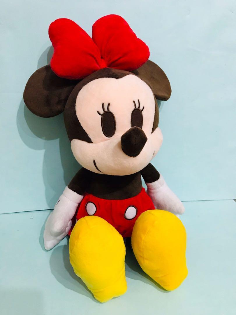 【挖寶貝wow!Baby ~】迪士尼🎀米妮娃娃