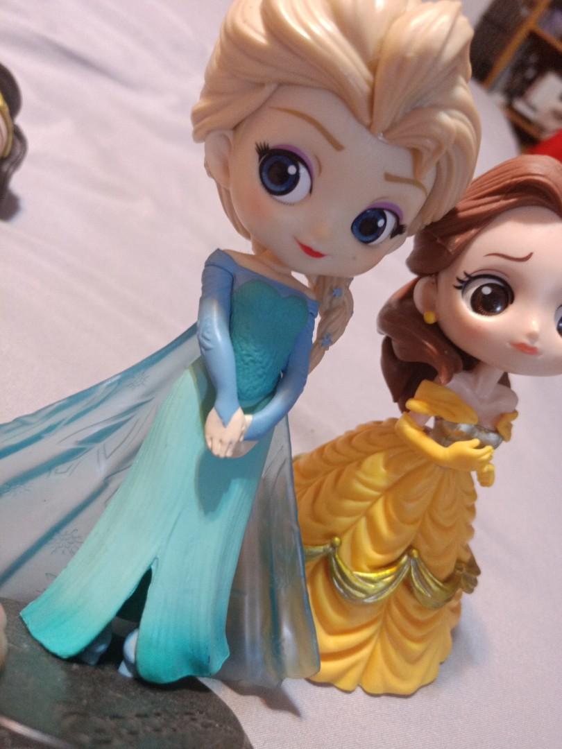 冰雪奇緣 - 艾莎公主