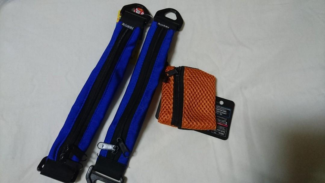 運動腰包 適合運動 旅行 隨身攜帶 方便可延展