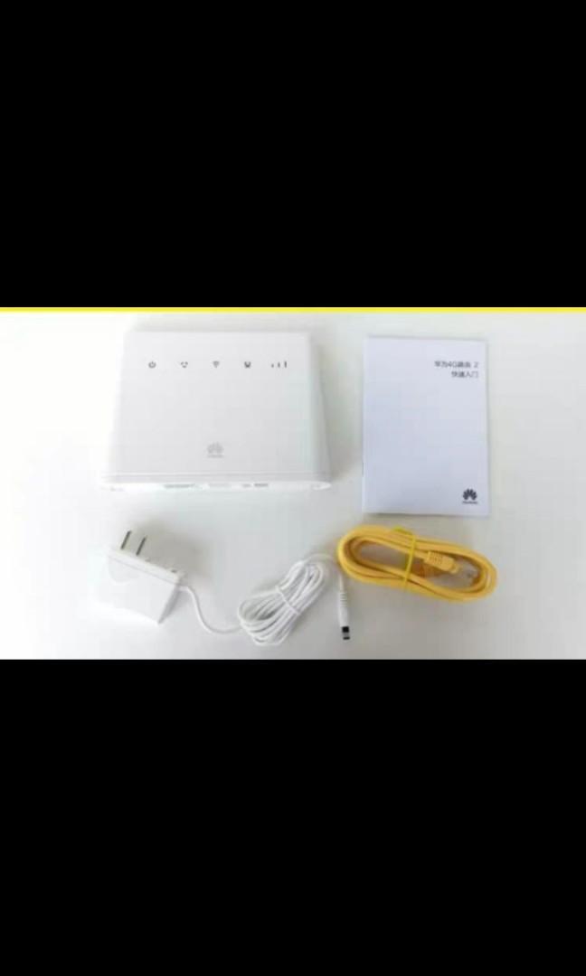 華為 B311AS-853 4G路由器 (Huawei)