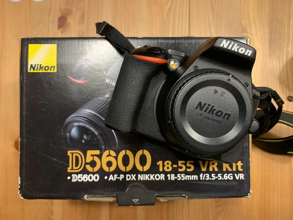 【保固內】Nikon D5600 機身 水貨