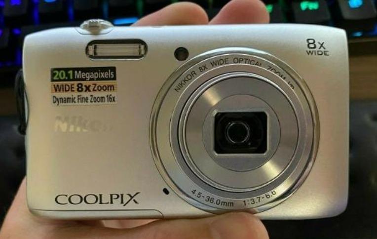 二手 NIKON S3600 數位相機 保固七日 營S3500 S3300 S3100 S2900
