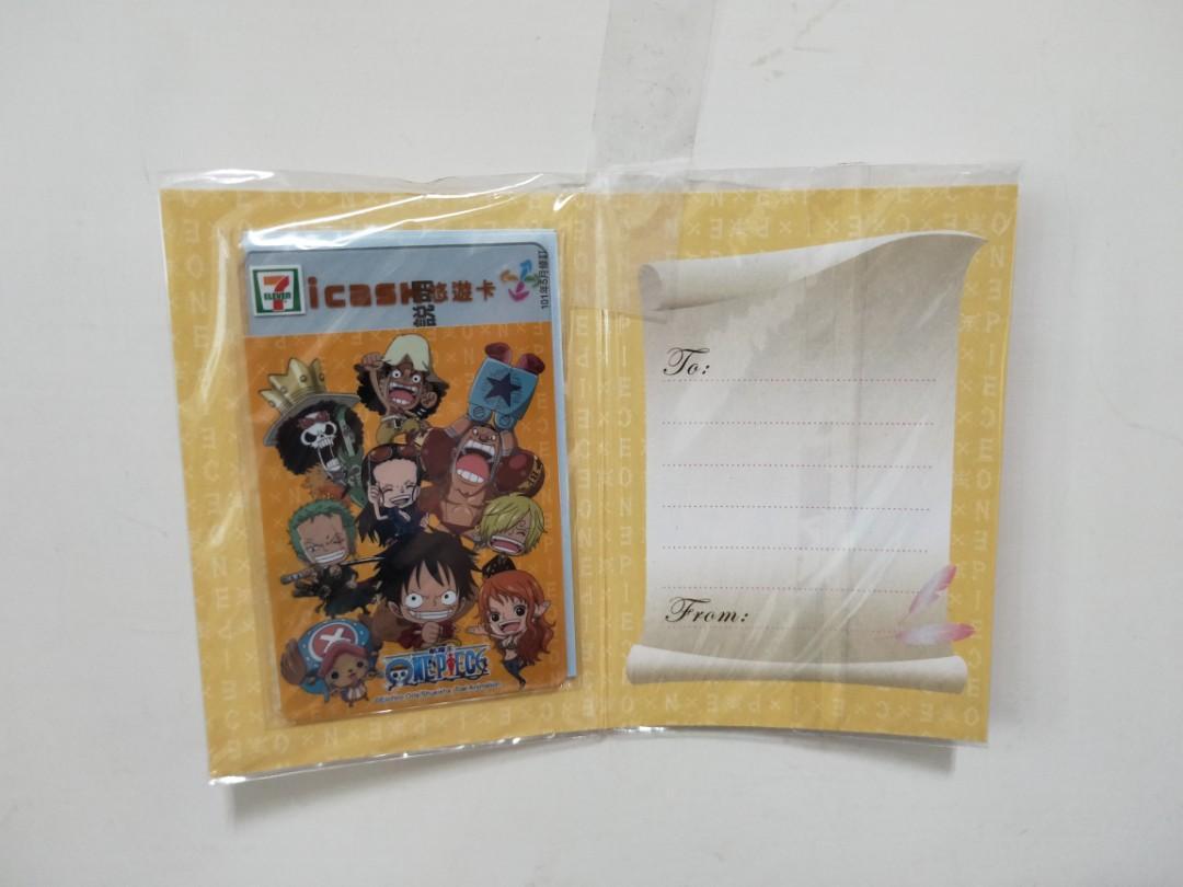航海王 ONE PIECE 新世界 Q版9人 悠遊卡