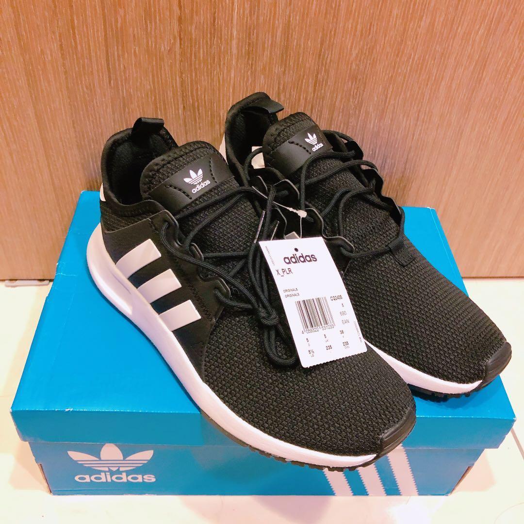 Adidas三葉草鞋子。小MND