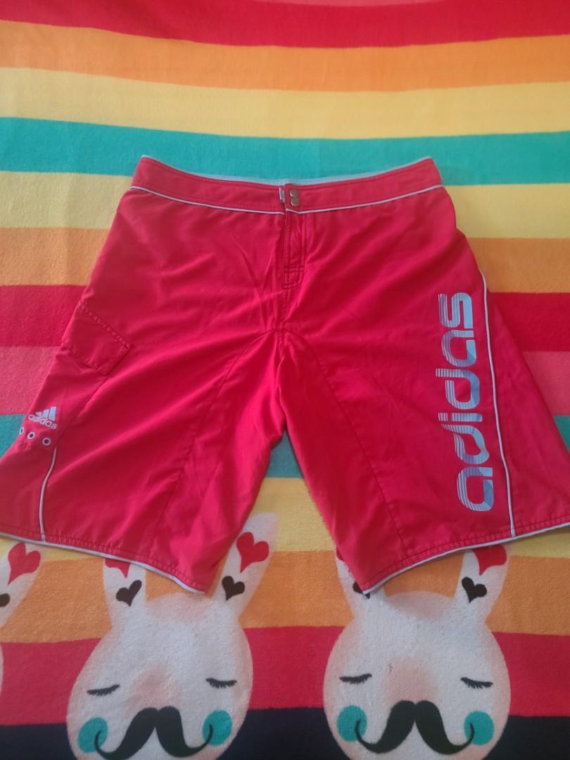 adidas 品牌 LOGO 海灘褲