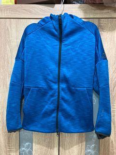 Adidas ZNE 連帽外套 運動外套 藍