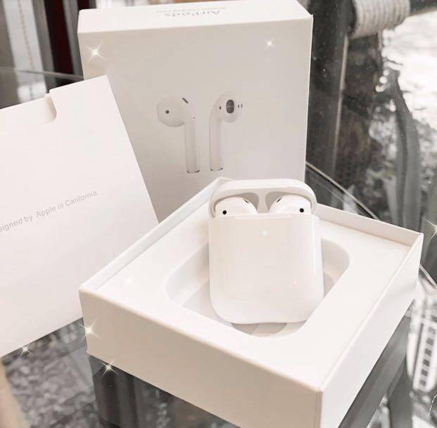 Air Pods 2 - Excellent Quality and Very Popular Product