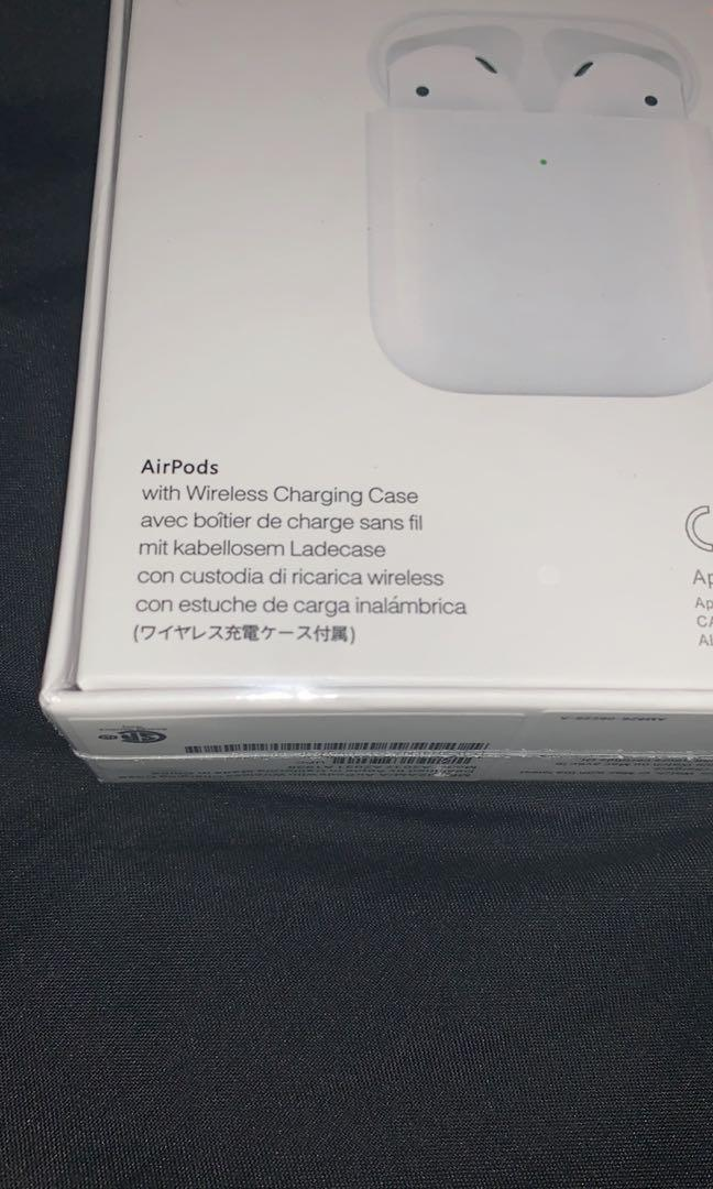 Airpods generation 2 BRAND NEW SEALED