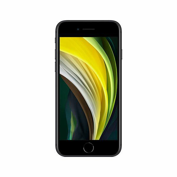 Apple iPhone SE 2nd Gen 64GB, Black bisa di cicil