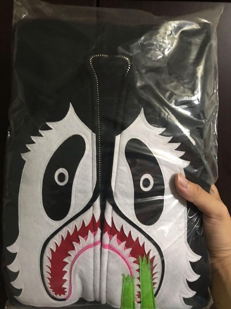 Bape 熊貓外套