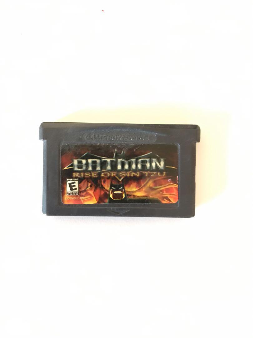 Batman Gameboy Advance