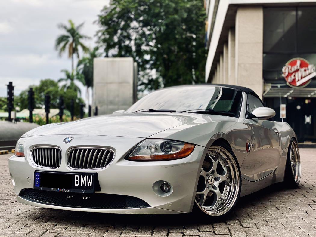 BMW Z4 3.0 Sport Package