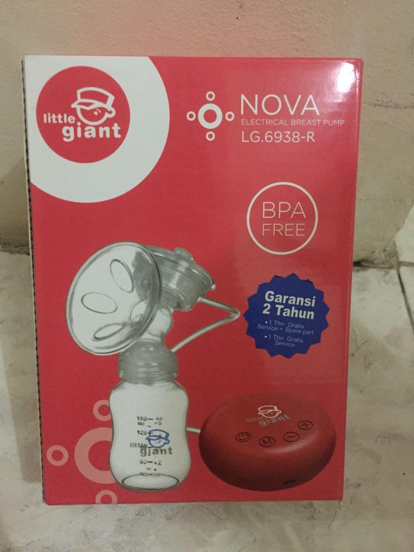 Breast Pumping Electric