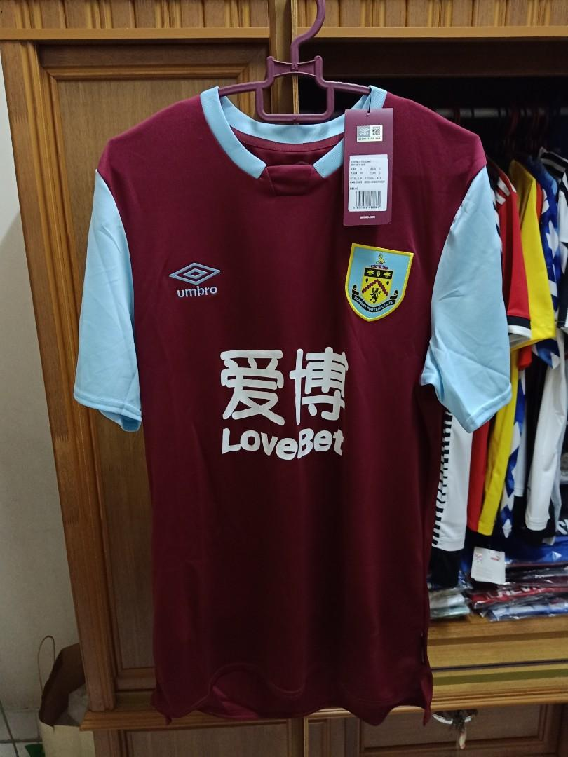 Burnley Home Kit 19/20