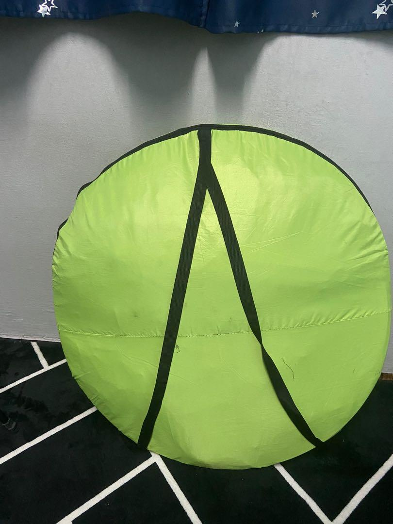 Camping tent 4 person easy pop up