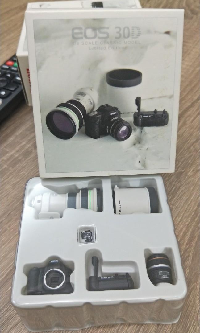 Canon EOS 30D迷你相機模型