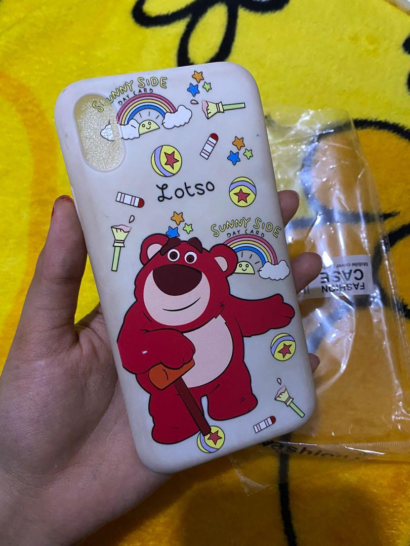 Case iPhone XR Lotso White