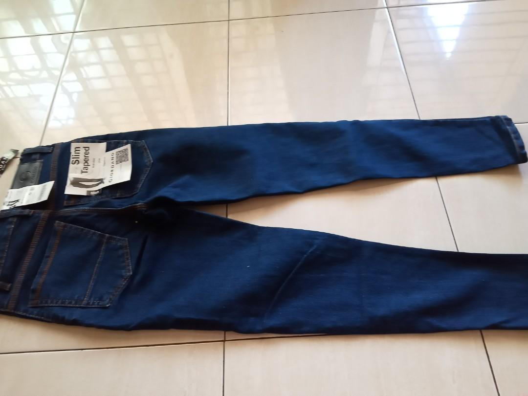 Celana Jeans ukuran pinggang kecil 27