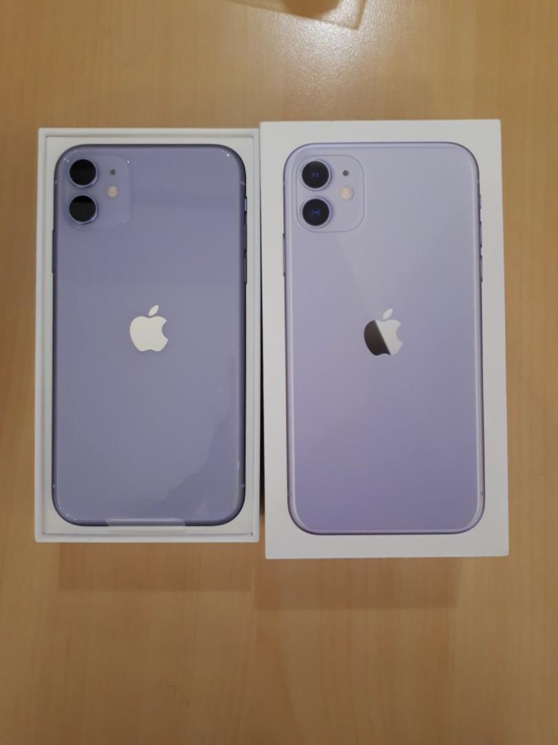 Cicilan Apple Iphone 11 Purple 64Gb murah