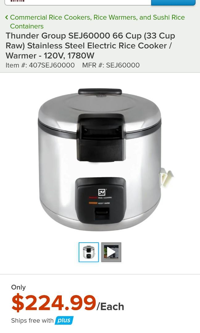 commercial rice.cooker for sale