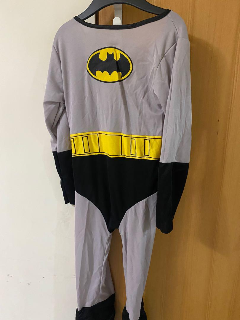 萬聖節costume變裝-蝙蝠俠