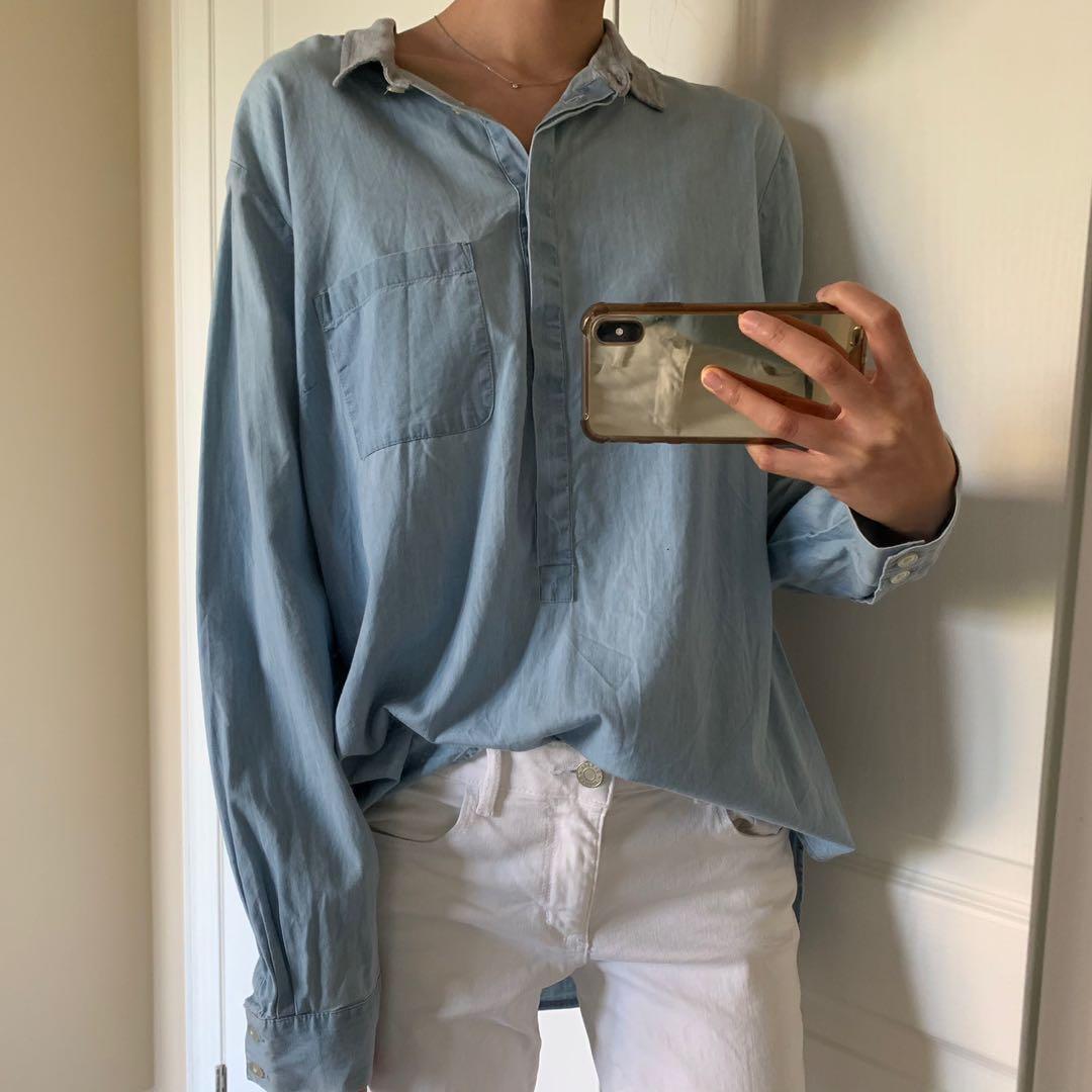 Denim Shirt (Large)