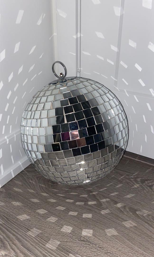 Mirrored Disco Ball - 12 Inch
