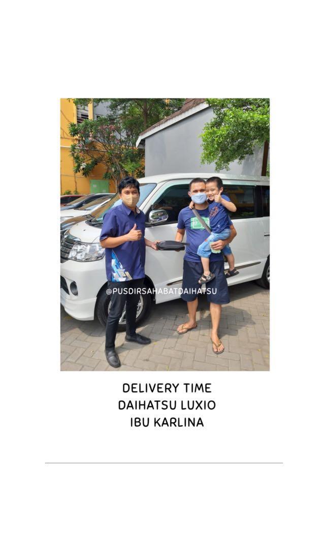 DP MURAH Daihatsu Luxio mulai 20 jutaan