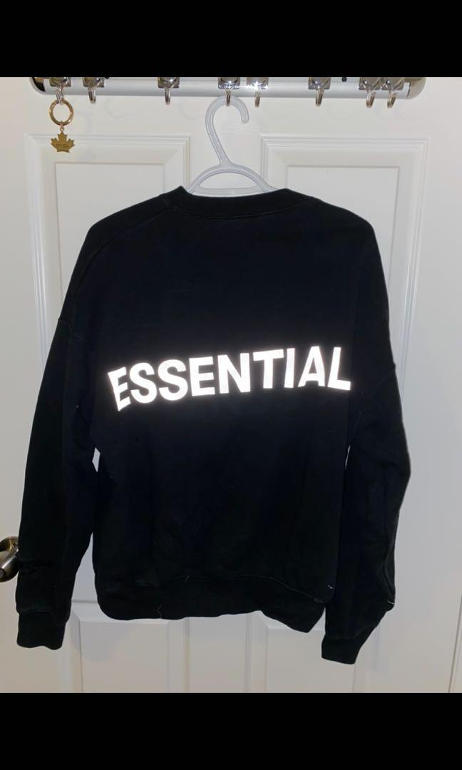 Essentials crew neck final sale