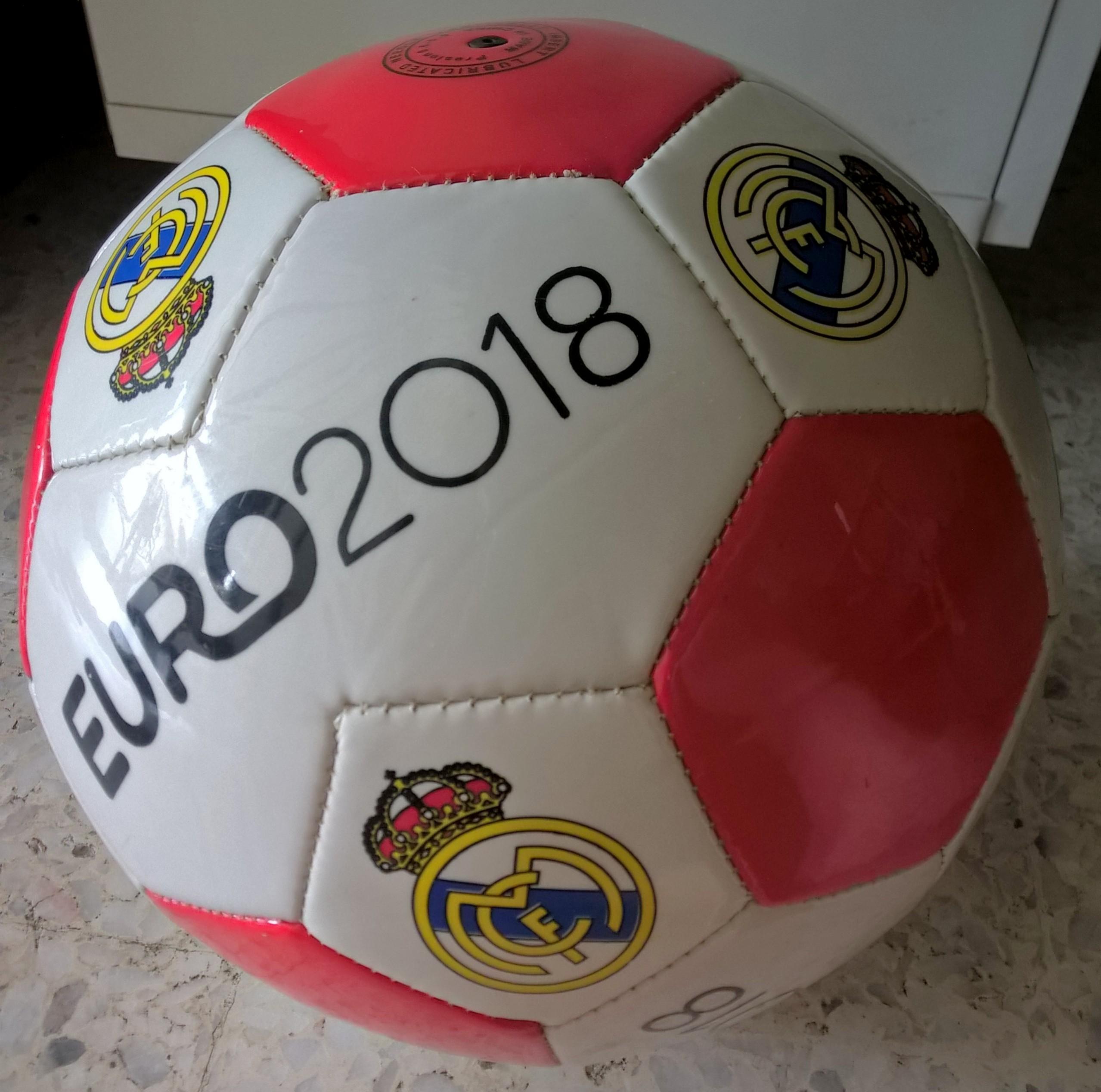 #10/10 EURO 2018 soccer ball