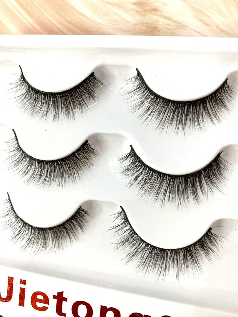 False Eyelashes - bulu mata palsu 3D-05