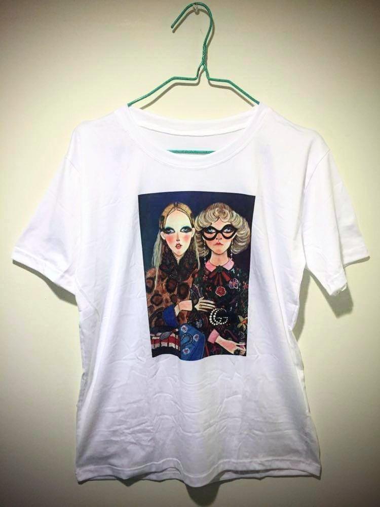 Fashion sub-li shirts