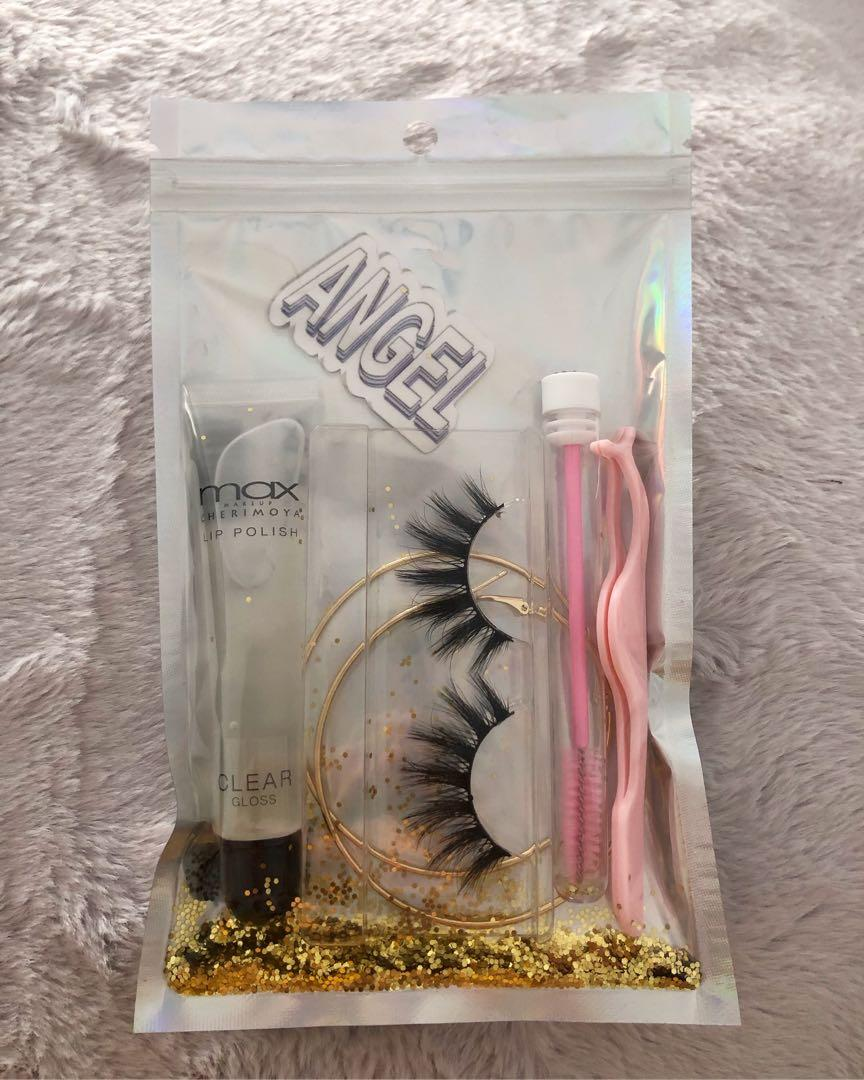 Faux mink Lash packs - everything included