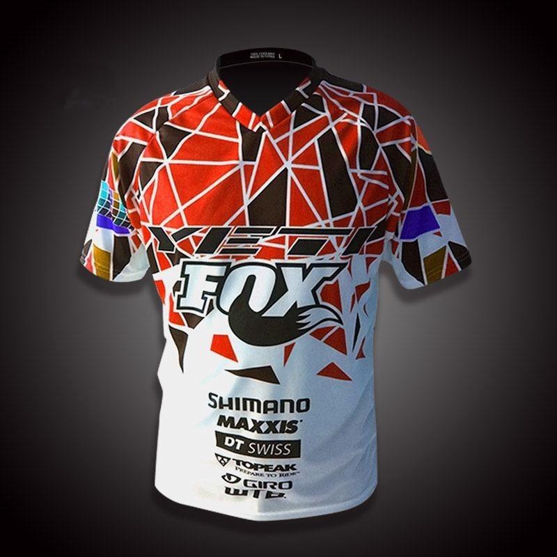 Fox/Yeti mtb Jersey