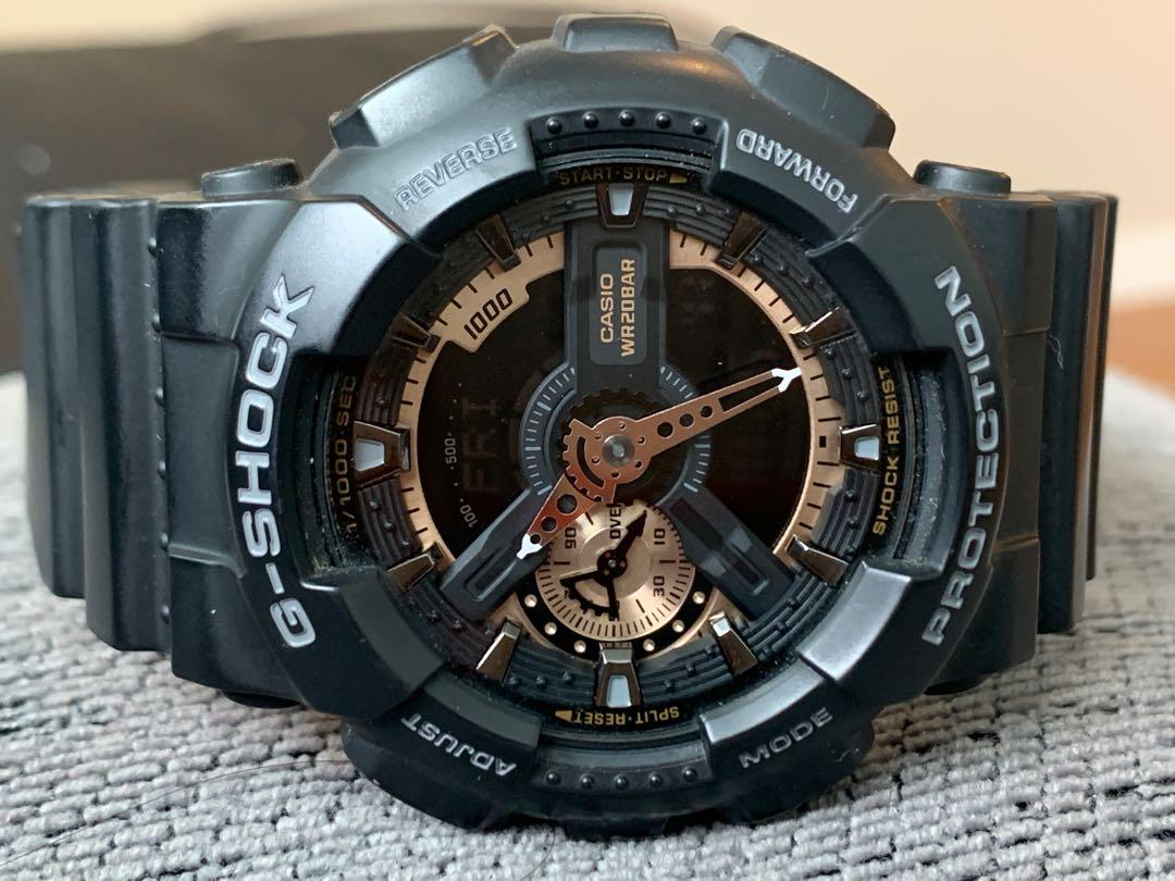 G shock casio ga-110RG