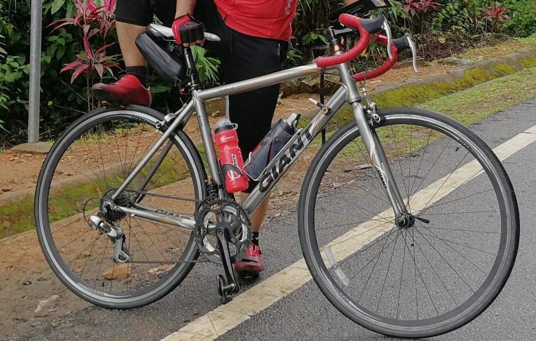 Giant Windmark 2200 Roadbike RB basikal racing old school