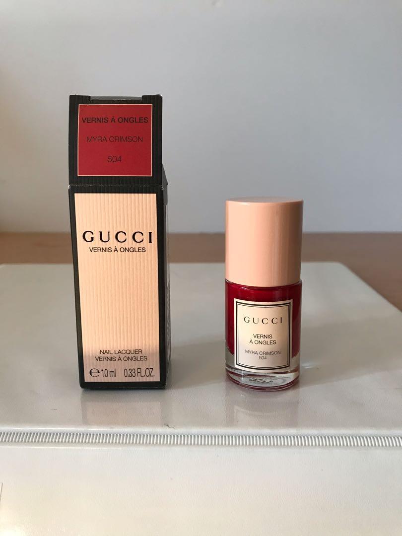 Gucci Nail Polish