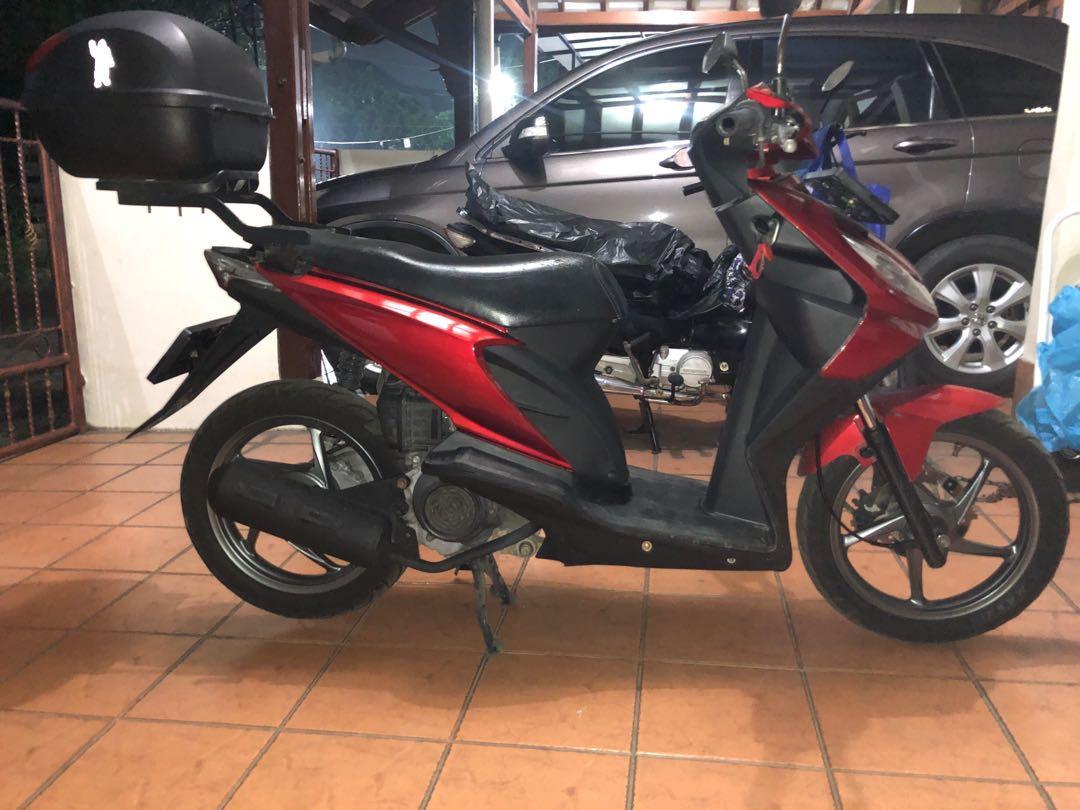 Honda Beat 2009 Karbu