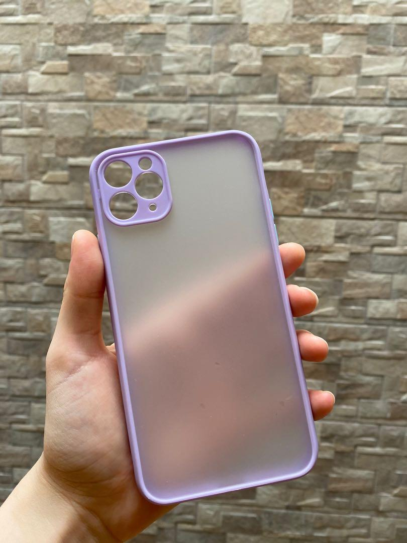 HYBRID LENS PROTECTION CASE IPHONE 11 PRO MAX