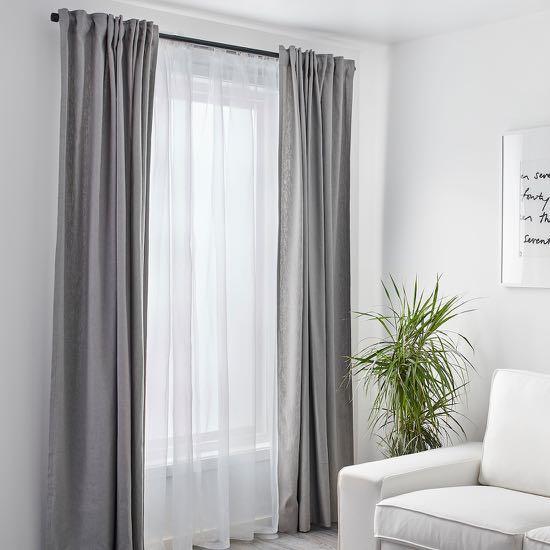 IKEA TERESIA Sheer Curtain's