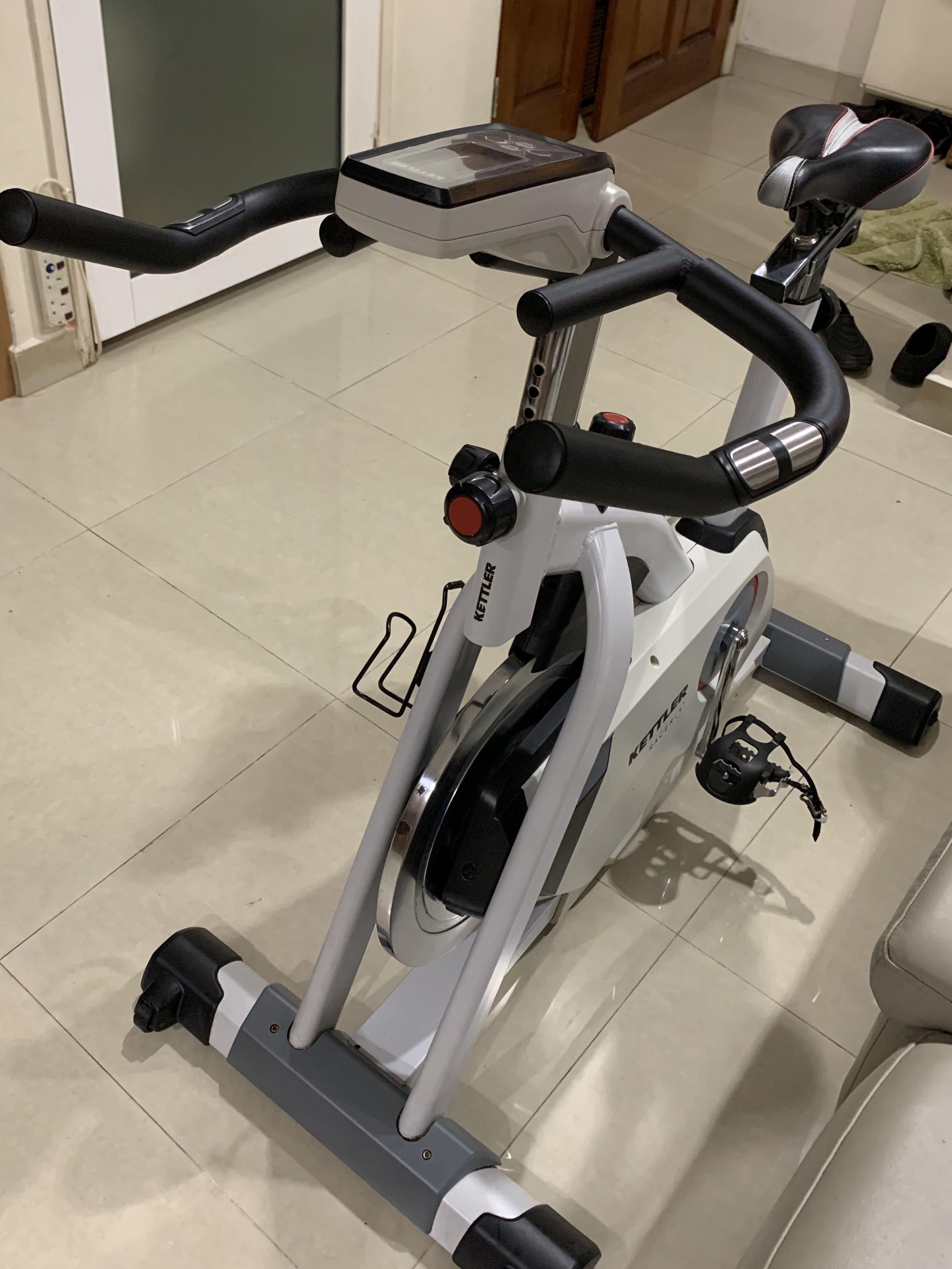 Indoor Bicycle - Kettler Racer One