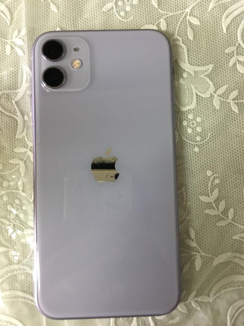 iPhone 11 lavenderr