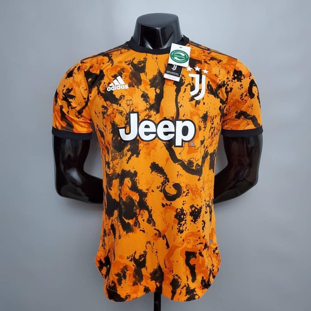 Juventus Third 20/21 Player Issue Jersey